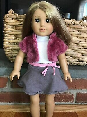 custom american girl doll- Brand New Condition