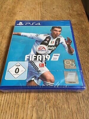 Fifa 19 Sony Playstation 4 PS4   NEU & OVP