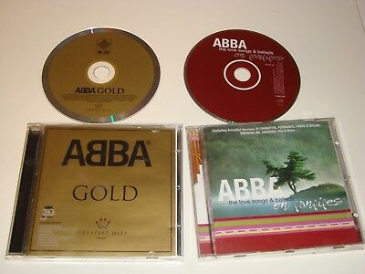 Abba - Gold (Greatest hits, 2004)/ Abba on Panpipes - 2CD