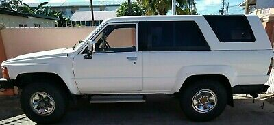 1984 Toyota 4Runner SSR Limited Edition TOYOTA 4 RUNNER NEVER DIE EXCELLENT CONDITION