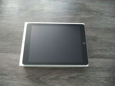 "Apple iPad 9.7"" 6th Gen 32GB Space Gray Wi-Fi MR7F2LL/A 2018 Model as-is"