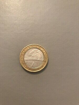 £2 The Army FIRST WORLD WAR WWI  1914 -1918 - 2016 UK £2 Two Pound Coin RARE
