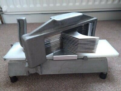 Commercial Manually Tomatoe / Vegetable Slicer With Spare Brand New Blades