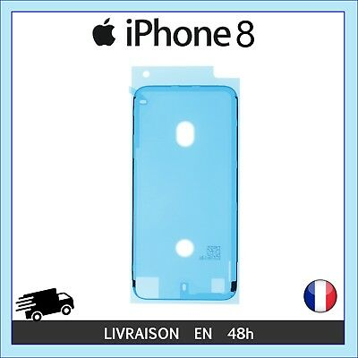 STICKERS AUTOCOLLANT ADHESIF JOINT ETANCHEITE ECRAN LCD DOUBLE FACE iPHONE 8G 8