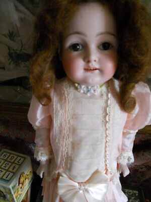 Antique Kestner Character Bebe Doll - super cute!