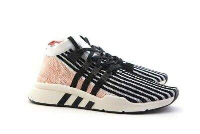 finest selection 93f98 cf0a2 AQ1048 ADIDAS MEN EQT Support Mid ADV PK white core black trace pink