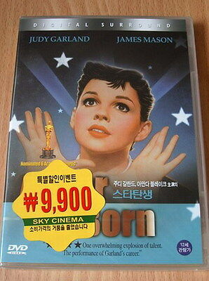 Star Is Born - Judy Garland, George Cooker - NEW DVD