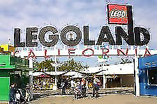 Legoland California Ticket Adult/Child - Exp 12/31/2019     FREE SHIPPING