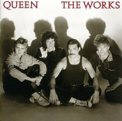 Queen The Works Remastered CD NEW