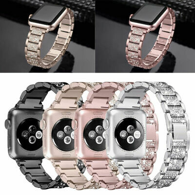 For iWatch Apple Watch Series 4/3 44/40/42mm Stainless Steel Band Strap Bracelet