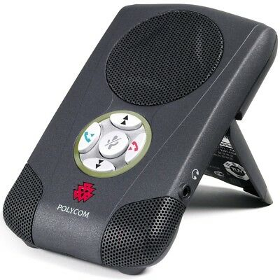 Polycom CX100 2200-44240-001 CX100 Speakerphone for Microsoft
