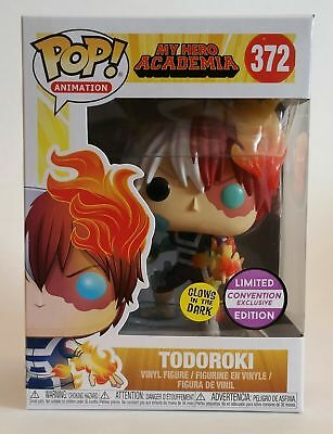Funko POP! My Hero Academia MHA Todoroki #372 Pax South Exclusive w/ Protector