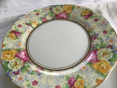 "Royal Albert ""Floral"" Side Plate (no pattern name)"