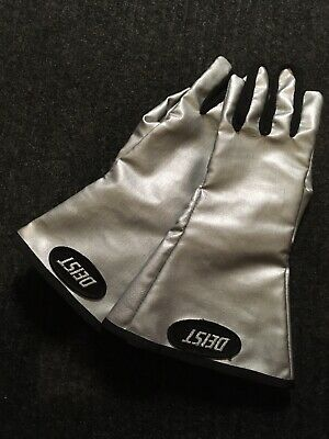 Deist Silver Vintage Nitro Gloves Top Fuel 392 Hemi Funny Car Halibrand NEW