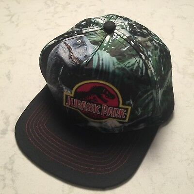 2608a1a9715a15 Jurassic Park World T-Rex Dino Dinosaur Boys Girls Youth Snapback Hat Cap