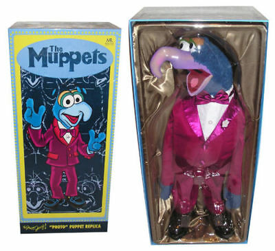 MASTER REPLICAS MUPPETS Gonzo The Great Puppet *BRAND NEW*
