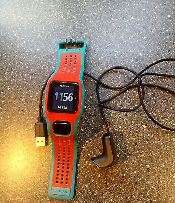 Tom Tom Runner Cardio GPS Watch