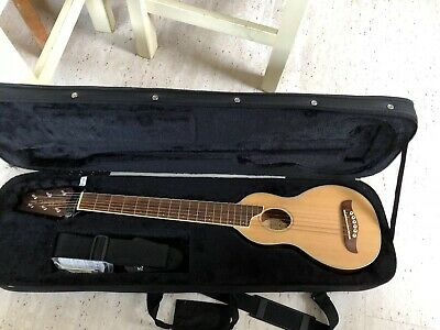 Washburn Rover Acoustic Guitar - Travel Guitar.