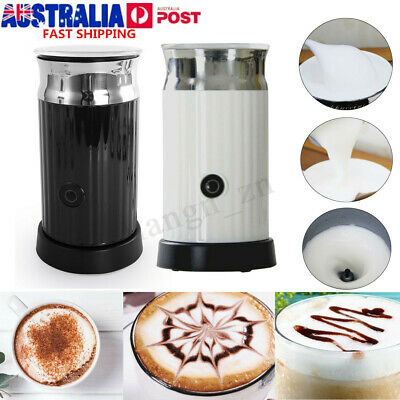 220V 500W Coffee Milk Frother Warmer Electric Automatic Foaming Maker Machine
