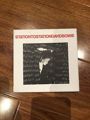 David bowie Station To Station 3 CD Deluxe Box