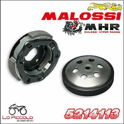 5214113 Clutch And Bell Malossi Delta System Mbk Mach G 50 2T Lc