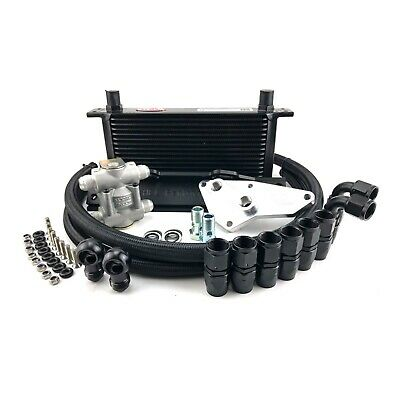 HEL Performance Oil Cooler Kit for BMW E92 3 Series N54 Engines - Thermostatic