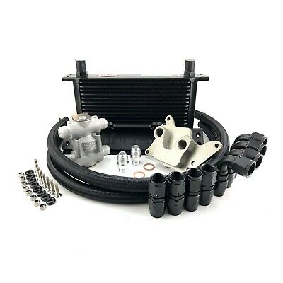 HEL Performance Oil Cooler Kit for Mini F56 All Engines (2013 [HOCK-BMWM-005]