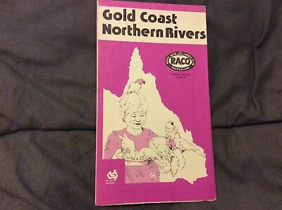 RACQ Map - Gold Coast - Northern Rivers - 1983