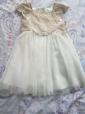 4fde0b9f MONSOON BABY GIRL Estella Sparkle Dress 6-12 Months - £30.00 ...