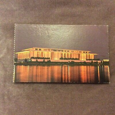 Vintage Postcard - John F. Kennedy Center for the Performing Arts - Unused