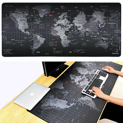 Extra Large XL 90cm*40cm Gaming Mouse Pad Mat for PC Laptop Macbook Anti-Slip