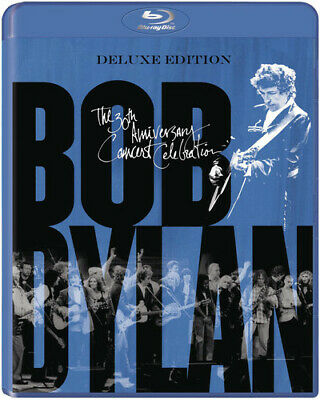 Bob Dylan: The 30th Anniversary Concert Celebration (Deluxe Edition) BLU-RAY NEW