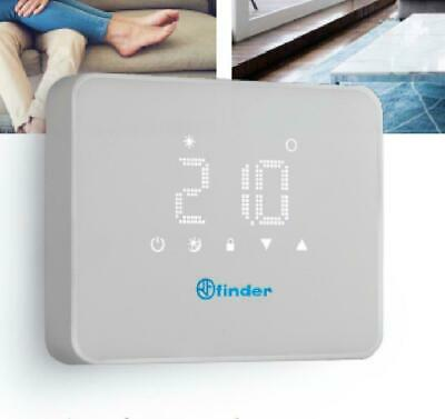 Finder Termostato Ambiente Bliss Digitale 1T9190030000