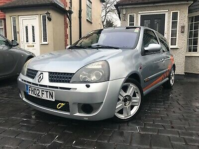 Renault Clio 172 road and track day car