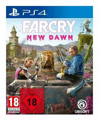 Far Cry New Dawn (PS4) (NEU & OVP) (Blitzversand)