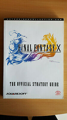 Final Fantasy X The Official Strategy Guide (Piggyback)