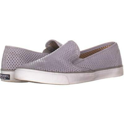 3e8f9f3f858b SPERRY TOP-SIDER SEASIDE Perforated Slip On Fashion Sneakers 852 ...