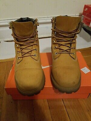 cheap for discount various design undefeated x TIMBERLAND JUNIOR 6-INCH Premium Waterproof Boot Wheat ...