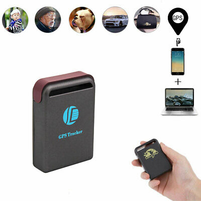 Localisateur Tracker GPS TK102b-Micro traceur Localisateur Voiture SMS SOS GPRS