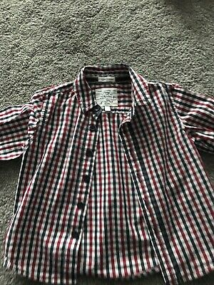Junior J Jasper Conran Shirt Boys 18-24 Months
