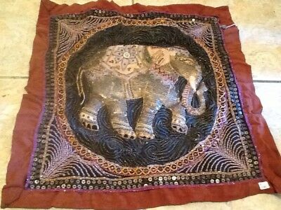 tapestry beaded square