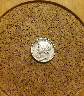 1931 S 10C Mercury Dime 90% Silver US Coin ME1557 OLD (TUCK) XF/AU FREE SHIPPING