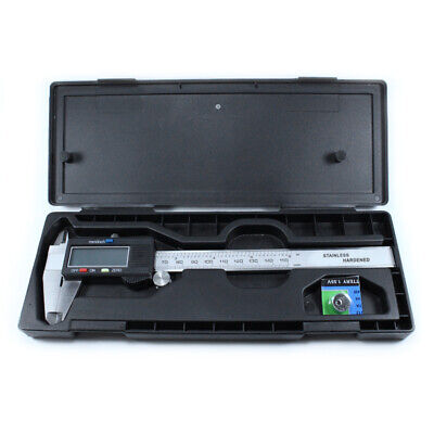 Caliper Digital Professional in Stainless Vernier with Display 150mm Case