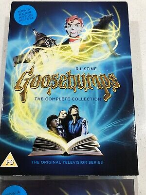 Goosebumps the Complete Collection 1990's 12 Disc Set DVD's