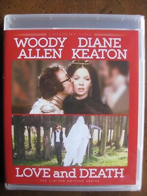 LOVE AND DEATH (1975) (Blu-Ray) TWILIGHT TIME - BRAND NEW, FACTORY SEALED!!!