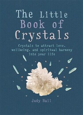 Little Book of Crystals by Judy Hall 9781856753616