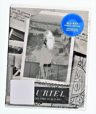 Muriel or The Time Of Return (Blu-ray)