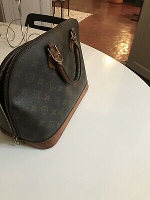 92bc0bccfe SAC LOUIS VUITTON Authentique Modèle ALMA Monogramme
