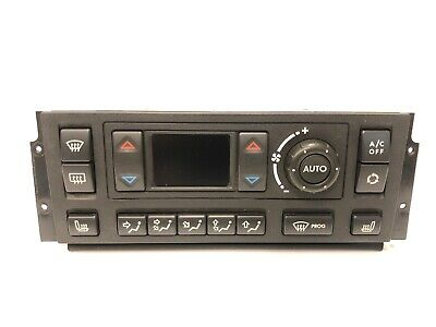 Range Rover P38 Climate Control Ac Heater Temperature Switch Panel Unit