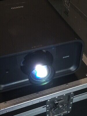 Sanyo 7000 Lumen Projector PLC XP200 also badged as Christie LX700